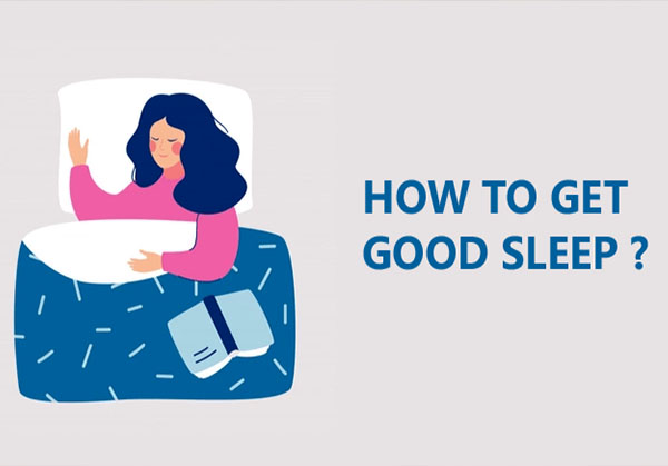 You are currently viewing How to get Good Sleep