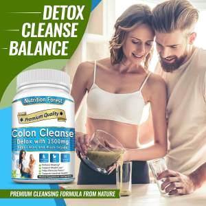 Colon Cleanse Detox