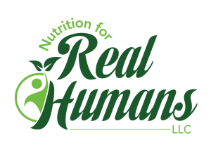 Nutrition for Real Humans Logo