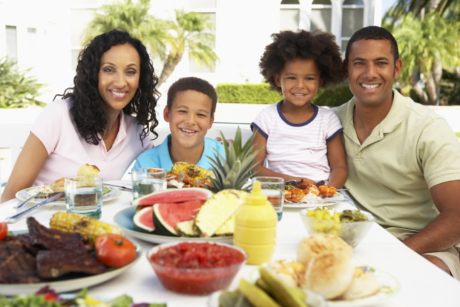 Tips To Promote A Healthy Weight In Your Kids Nutrition