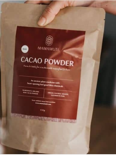 Mamamuti Cacao powder