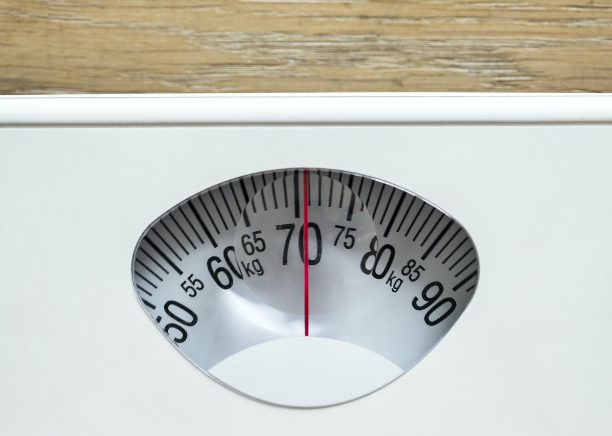βάρος ζυγαριά