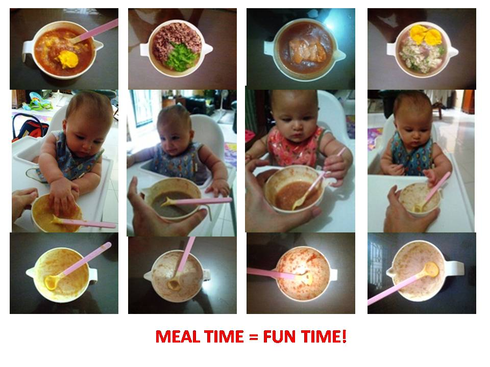 Tips for Successful MPASI (Solid Baby Food)