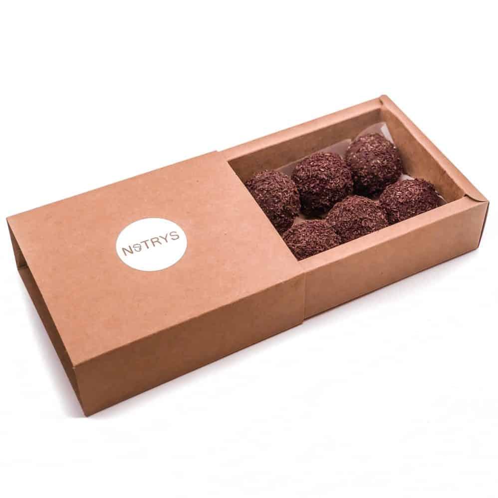 Schoko NUTRYS 6 Stück