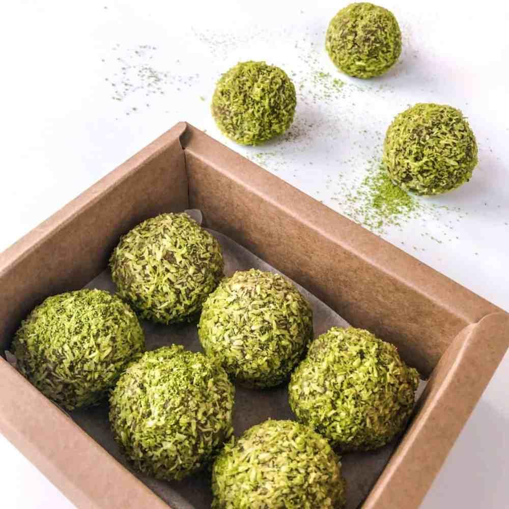 Matcha Energy Balls frisch online bestellen