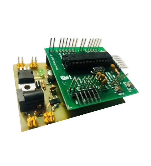 Customized IOT Board with GPRS/GSM Modem and ATmel AVR 328
