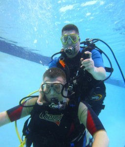 SCUBA DIVING TRAINING ESSEX
