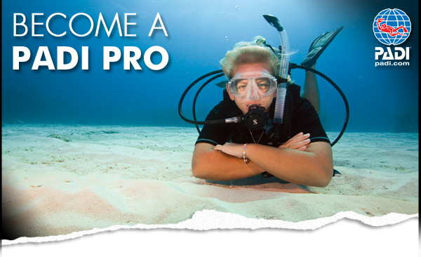 PADI training Essex