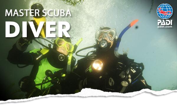 master scuba diver image
