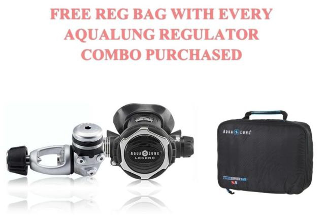 FREE REG BAG WITH EVERY REG PURCHASE