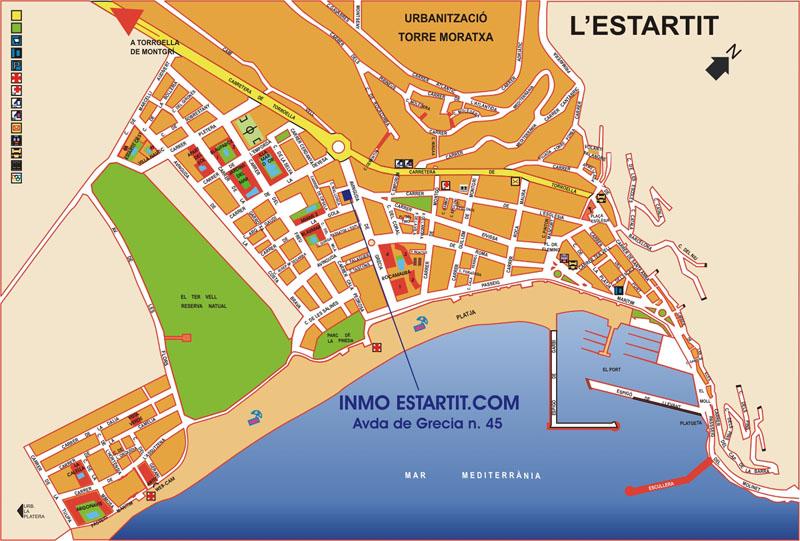 spain lestartit map