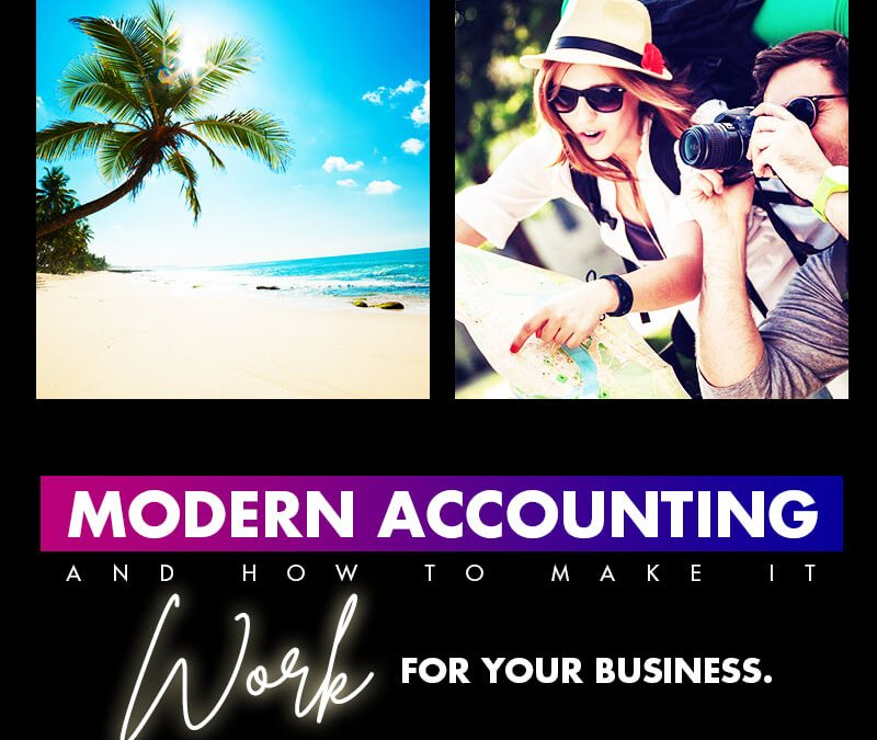 If you do not yet receive Modern Accounting your competitors already are