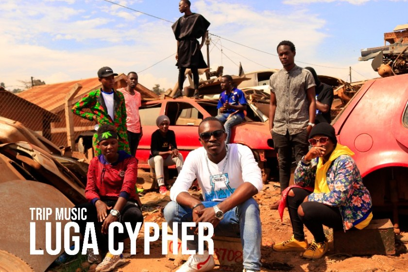 Here is new Trip Music produced 'Luga Cypher' ft. Various rappers