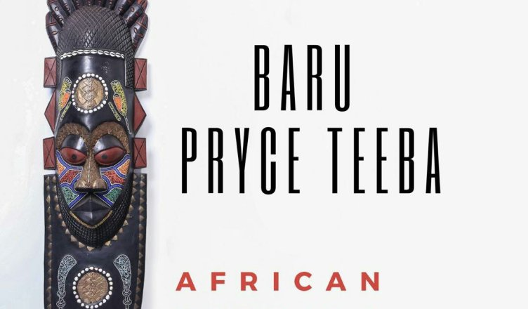 African Stories cover art Baru Pryce Teeba