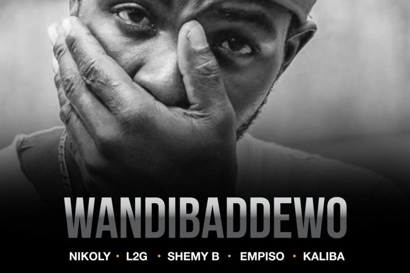 "New music: ""Wandibaddewo"" a tribute song to Mulekwa – kaliba ft. Nikoly, L2G, Empiso & Shemy B"
