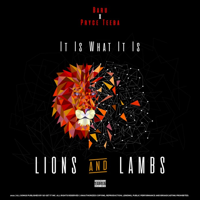 Baru & Pryce Teeba Shine In Harmony On 'It Is What It Is: Lions and Lambs' EP 1 MUGIBSON