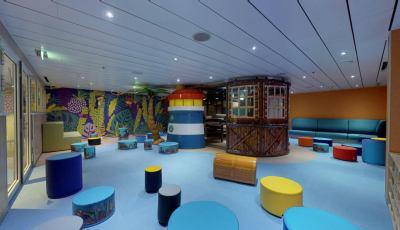 Oasis of the Seas-Adventure Ocean Play Gym 3D Model