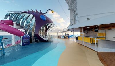 Symphony of the Seas- The Ultimate Abyss 3D Model