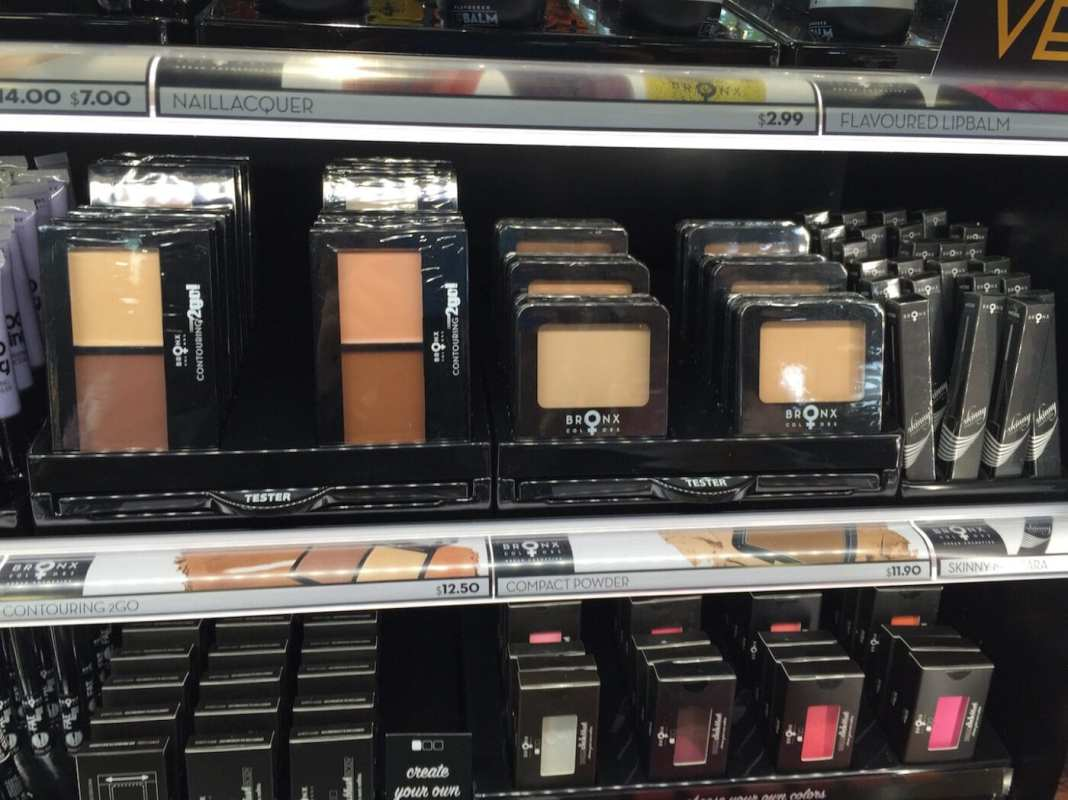 Bronx Color Urban Cosmetics