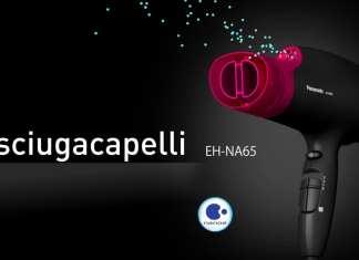 Panasonic Asciugacapelli Nanoe
