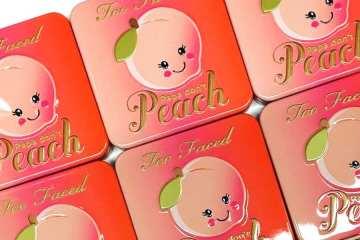 Too Faced Peach Primavera 2017