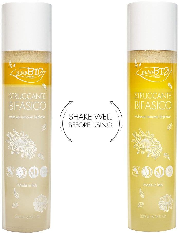 PuroBio Cosmetics Detergente Struccante Bifasico