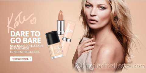 rimmel nude collection