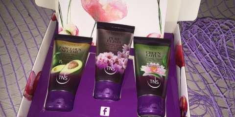 TNS Cosmetics Creme Mani