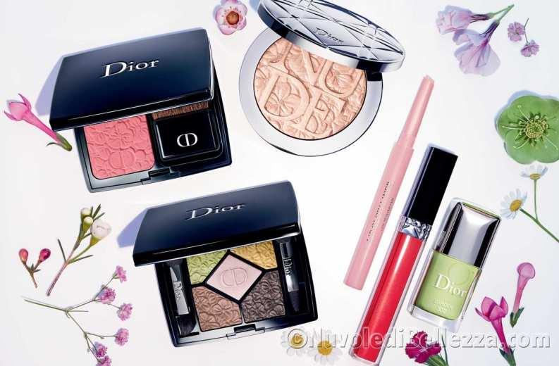 Dior Collezione Glowing Garden Primavera 2016