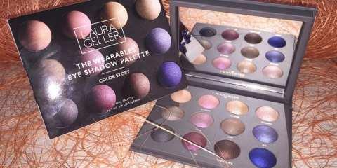 Laura Geller The Wearables Eye Shadow Palette
