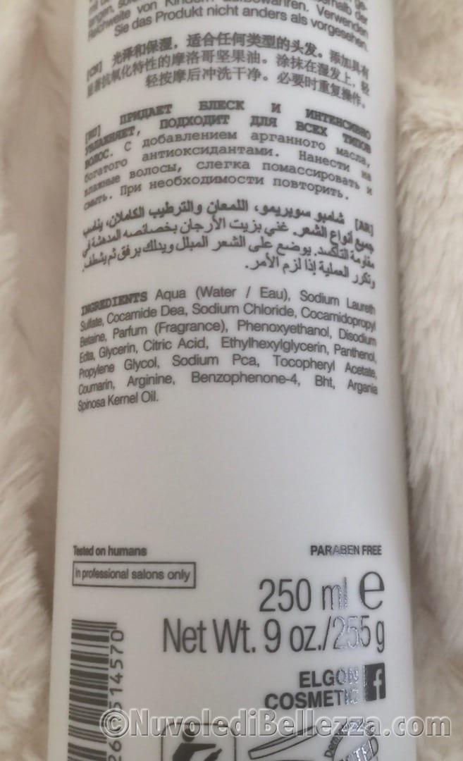 Inci Shampoo Supremo