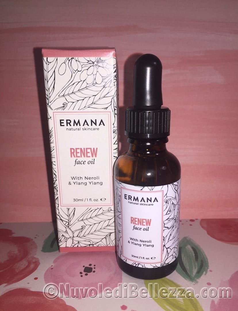 Ermana Renew Facial Oil