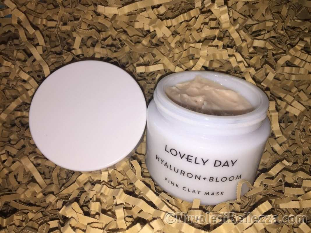 HYALURON + BLOOM Pink Clay Mask