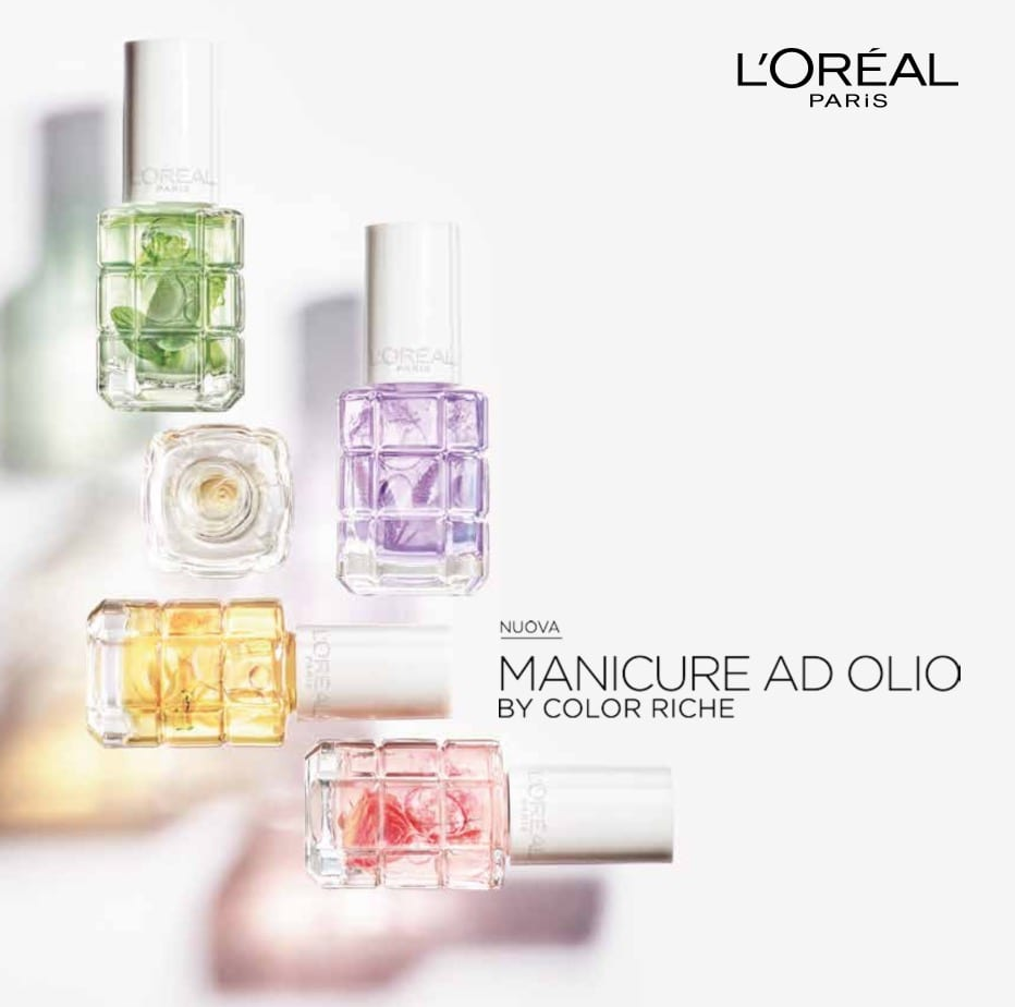 Image result for l'oreal manicure a olio
