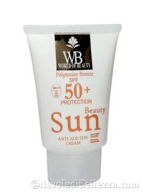 Solari World of Beauty - Ultra Protective Anti Age Facial Cream