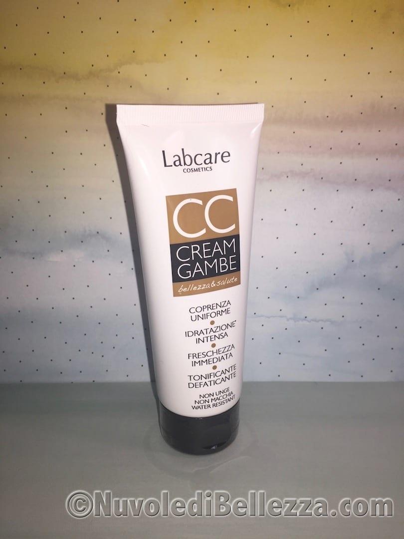 Crema Gambe Colorata Labcare CC Cream Gambe Recensione