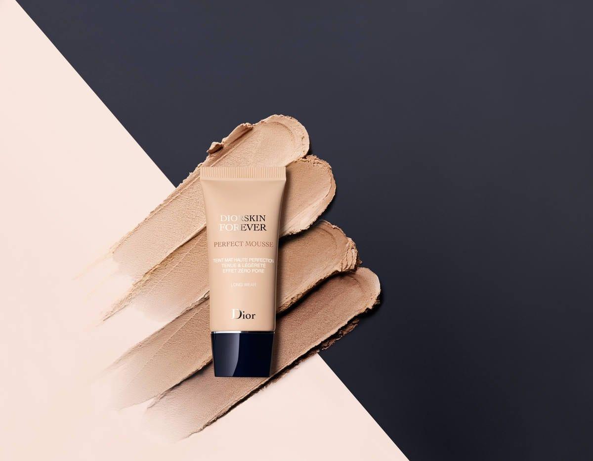 Diorskin Perfect Mousse - Nuovo Fondotinta Dior in Mousse