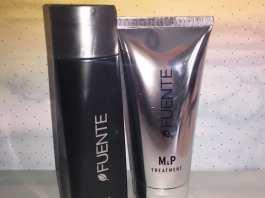 Fuente M&P Treatment e Pure Wellness Shampoo