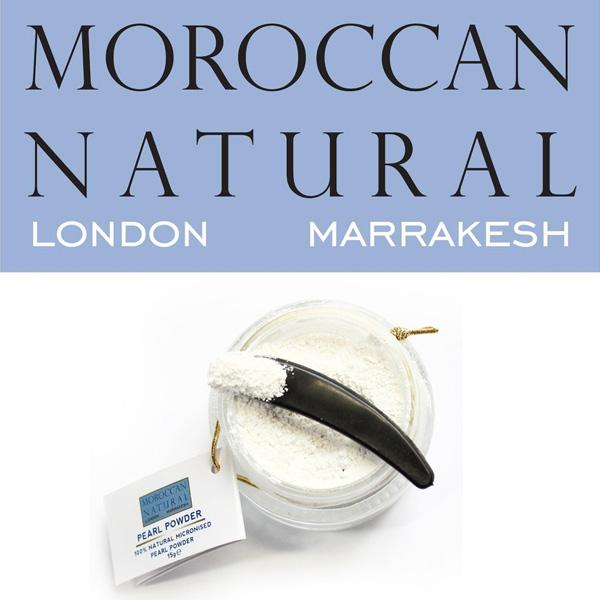 Moroccan Natural Polvere di Perla