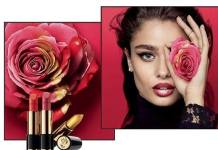 Swatches Rossetti L'Absolu Rouge Lancome