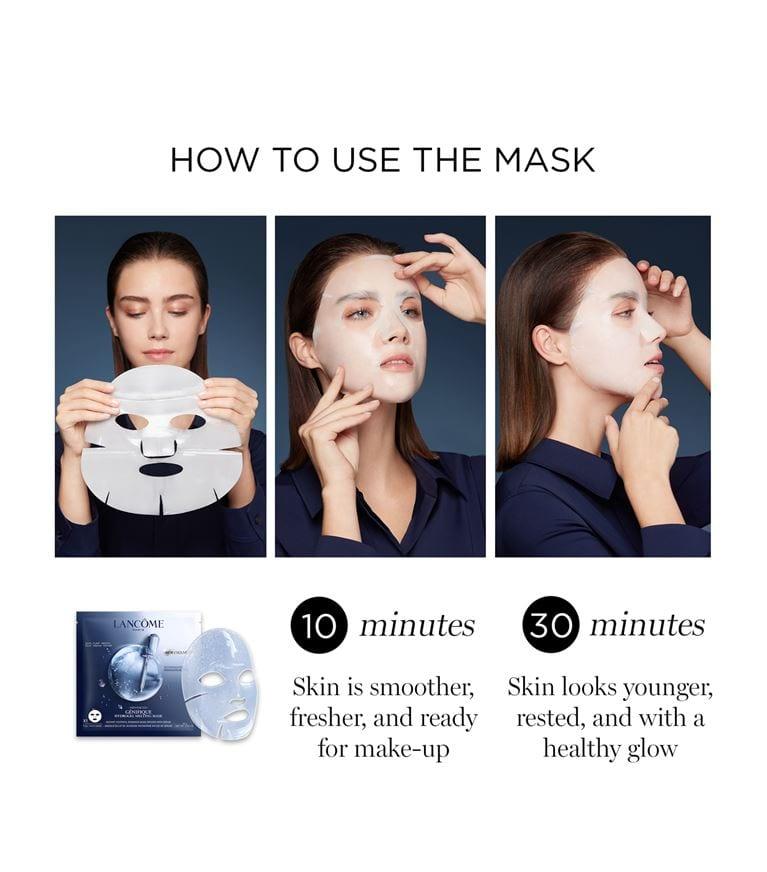Lancome Genifique Hydrogel Melting Mask