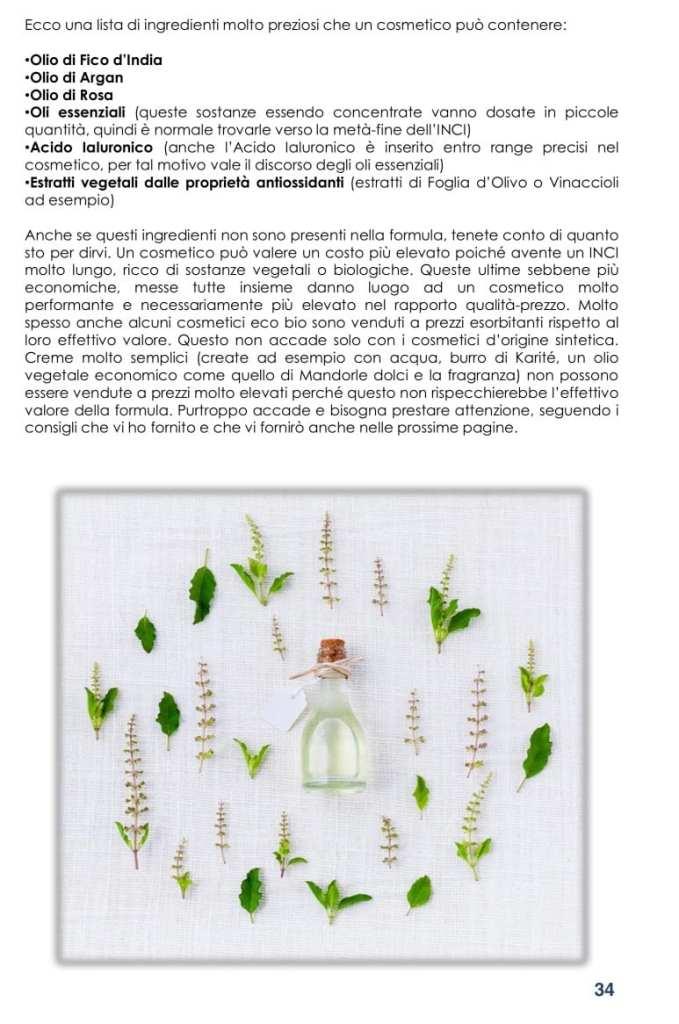 ©Cosmetici Naturali e Sicuri: La Tua Guida alla Scelta di Deborah Lazzaro