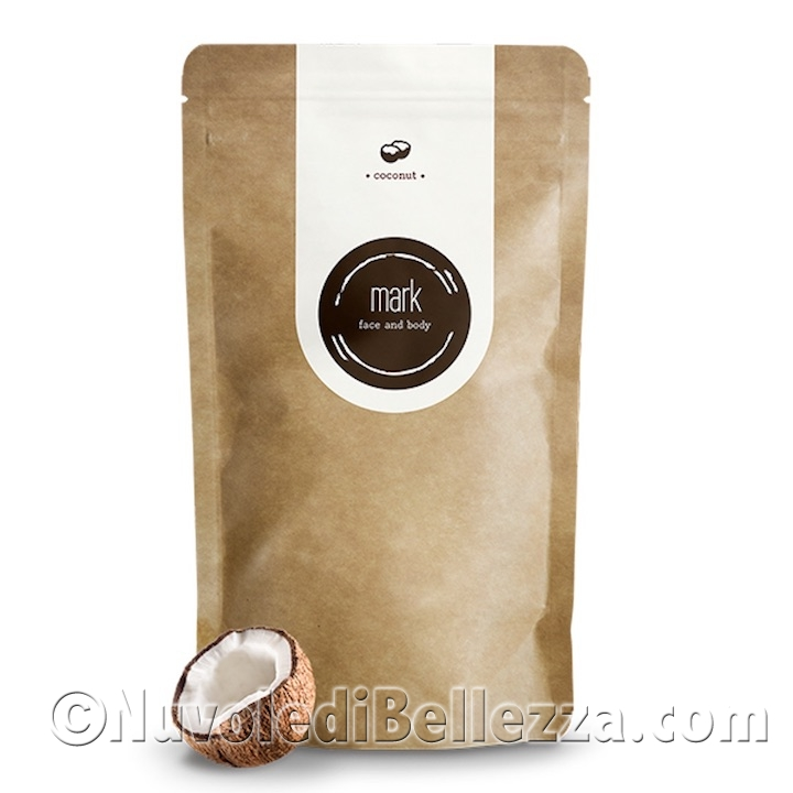 Mark Coffee Coconut Scrub