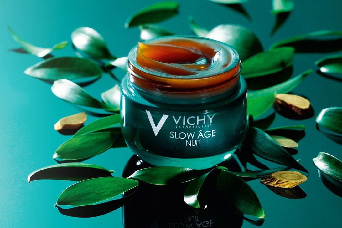 Vichy Slow Age Night Crema e Maschera Novità 2018