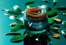 Vichy Slow Age Night Cream & Mask