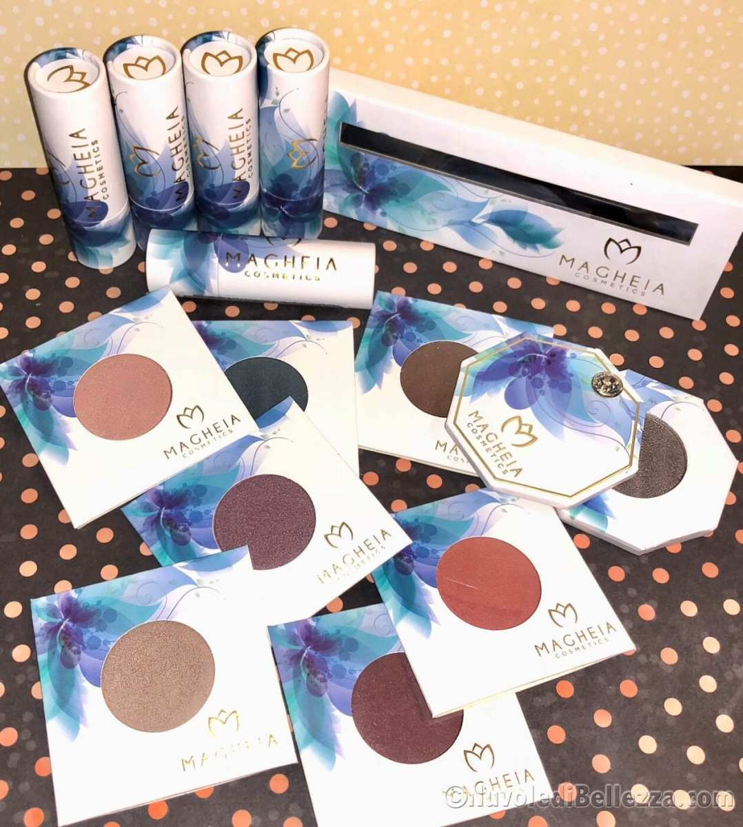 Magheia Cosmetics Recensione e Swatches
