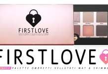 ClioMakeUp Palette FirstLove
