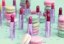 Nuovi Rossetti Neve Cosmetics 2018