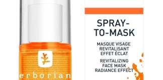 Erborian Spray to Mask