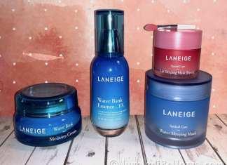 Laneige Water Bank